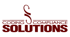 Coding Compliance Solutions